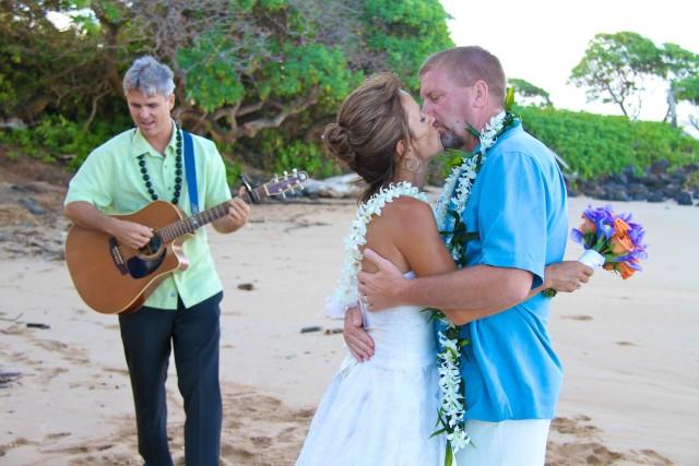 Kauai Wedding Photography After Ceremony