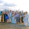 kauai wedding photography after ceremony icon