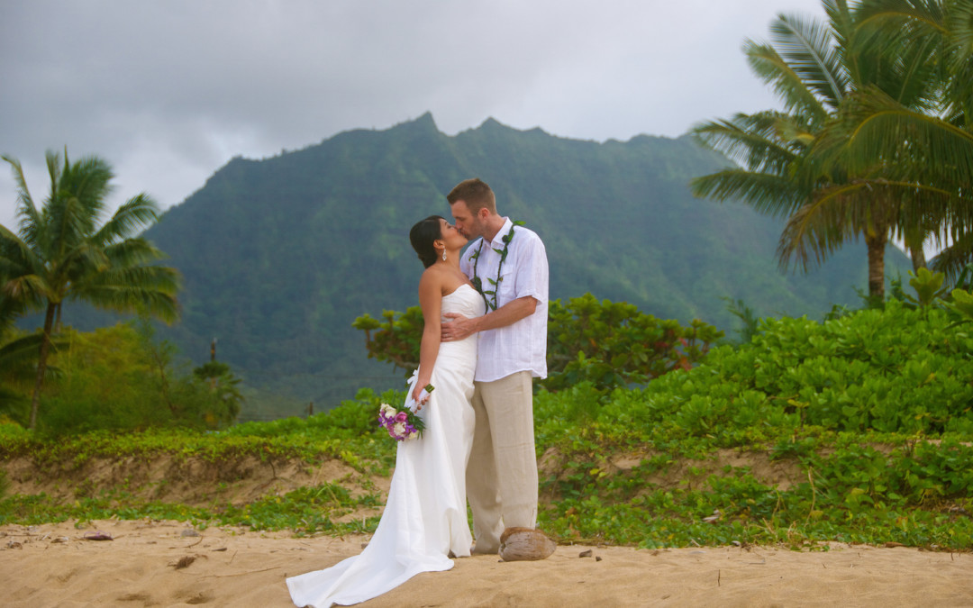 Best Kauai Wedding Beaches