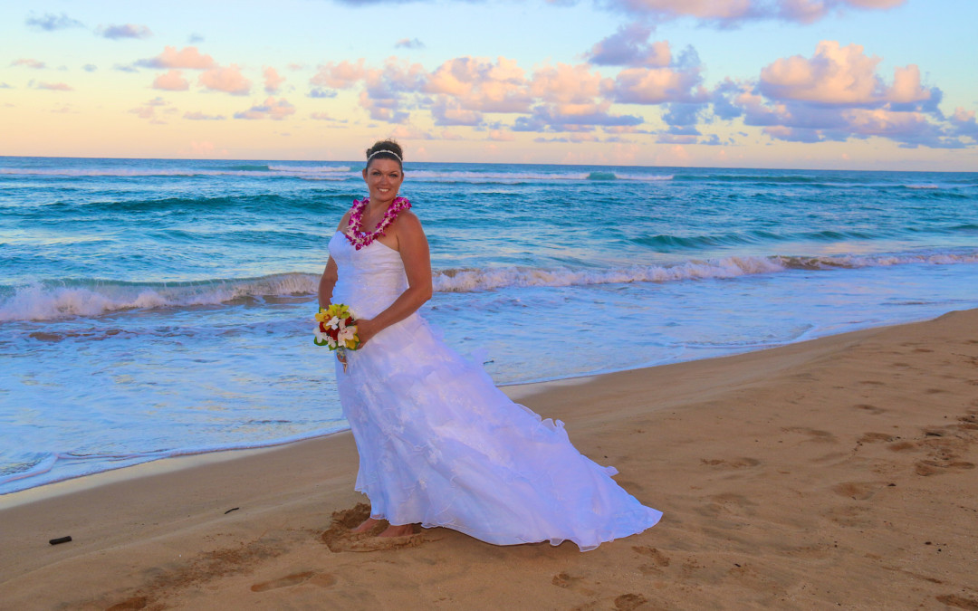 What Type of Kauai Sunset Wedding Would You Like?
