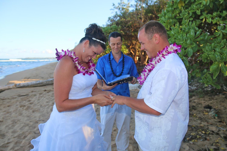 an interview with a kauai wedding minister