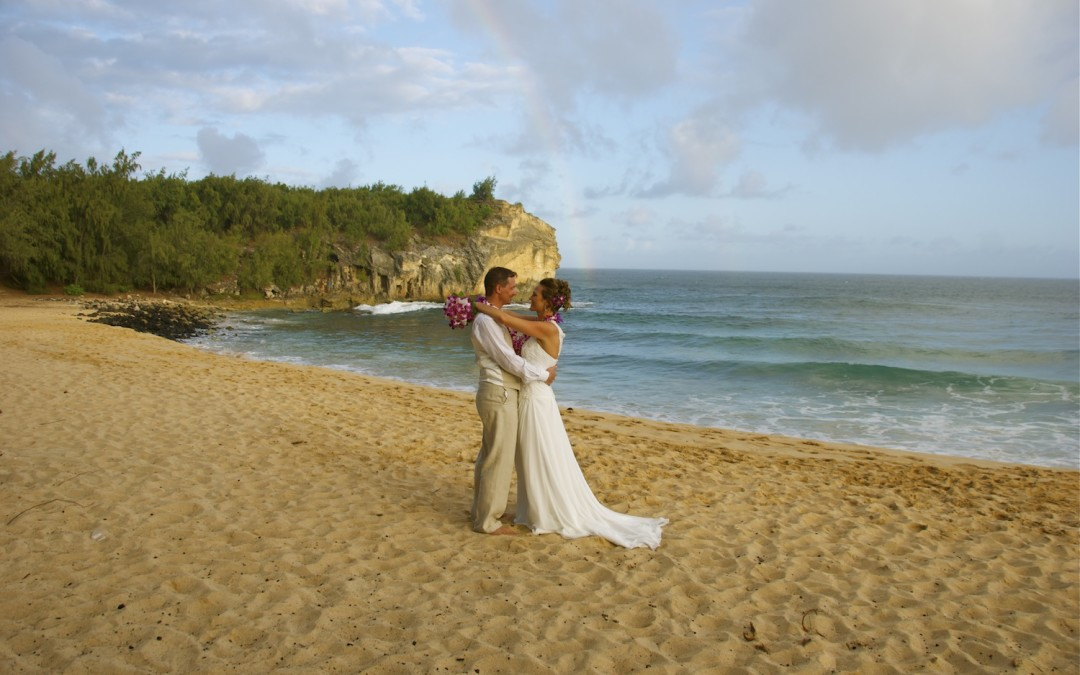 Kauai Beach Wedding Locations Explained