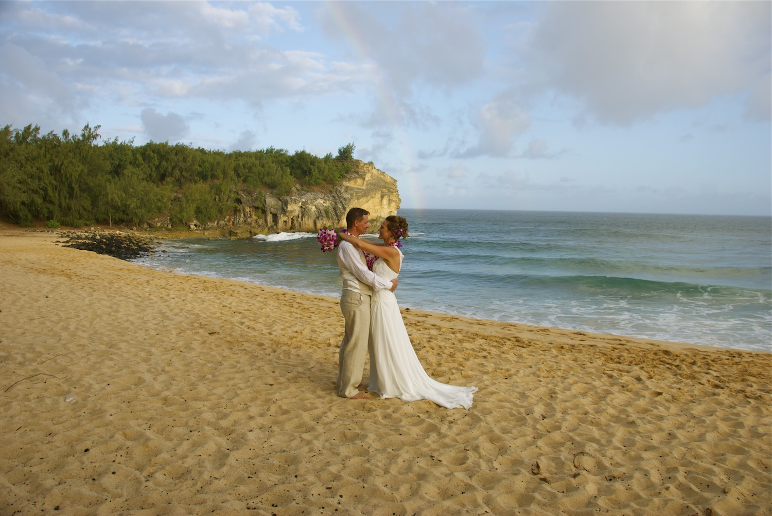 Kauai-beach-wedding-locations