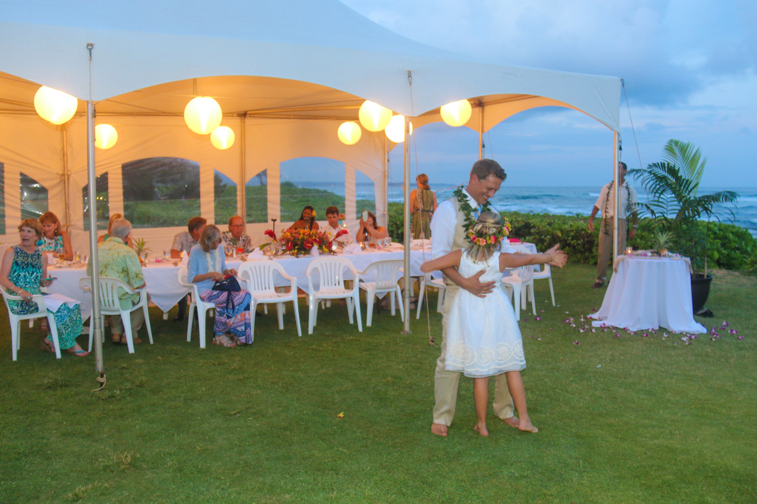 Kauai Wedding Receptions Hotel Garden And Private Venues
