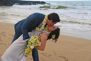 kauai wedding poses