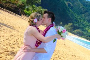 married on Kauai 6
