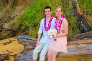 married on Kauai 8