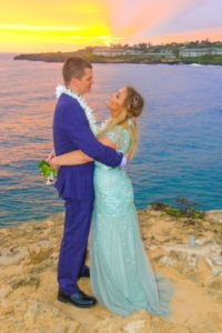 shipwrecks beach kauai wedding photography 8