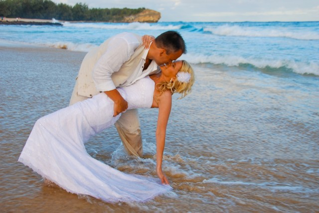 Featured Wedding Gallery Simple Beach